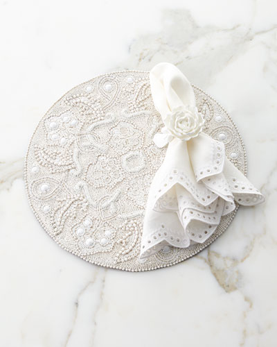 Tapestry Napkin   and Matching Items