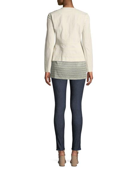 Courtney Fundamental Bi-Stretch Jacket