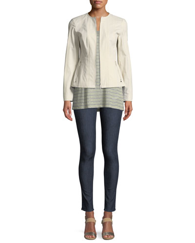 Courtney Fundamental Bi-Stretch Jacket and Matching Items