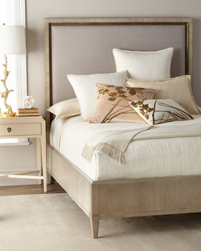 Sabeen Queen Bed  and Matching Items