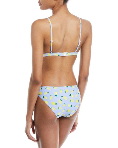 Danni Lemons Triangle Bikini Top