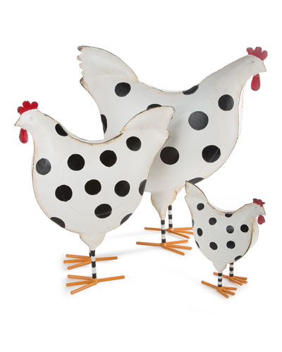 Small Dot Chicken and Matching Items