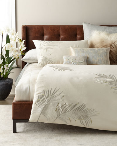 Palm Full/Queen Duvet  and Matching Items