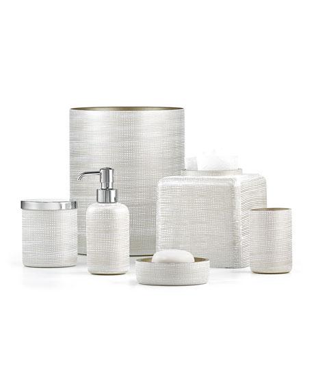 Labrazel Woven Platinum Pump Dispense