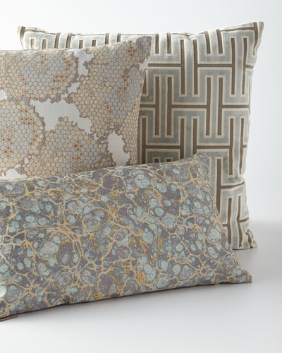 Clooney Decorative Pillow  and Matching Items