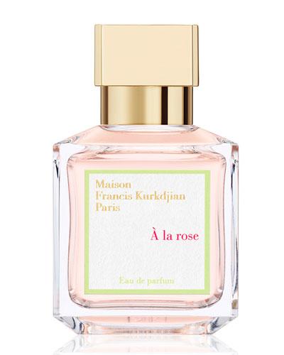 À la rose Eau de parfum  and Matching Items