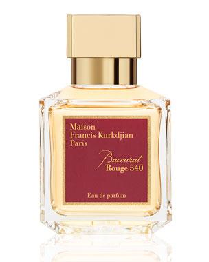 bb08dfdbf92b7 Maison Francis Kurkdjian Baccarat Rouge 540 Eau de Parfum, 2.4 oz.  70 mL