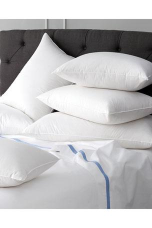 "Matouk European Pillow Protector, 27""Sq. Libero Firm Decorative Pillow, 20""Sq."