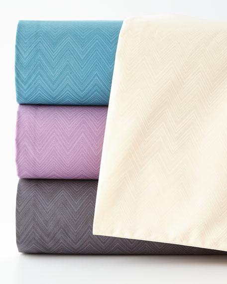 Missoni Home Pair of Jo King Pillowcases