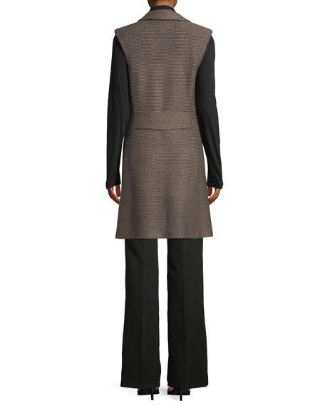 Luxe Riso Knit Vest