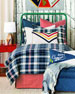 Eastern Accents Scout Twin Duvet Cover