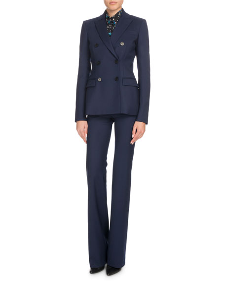 Altuzarra Double-Breasted Wool Blazer