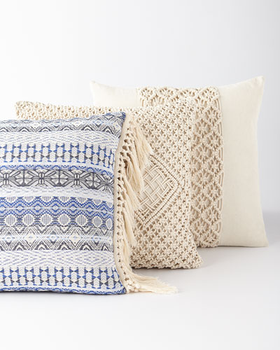 Bohemian Handmade Pillow  and Matching Items