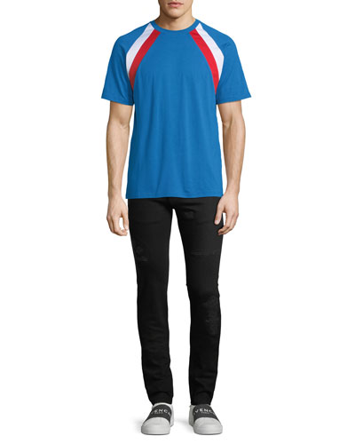 Men's Slim-Fit Colorblock T-Shirt and Matching Items