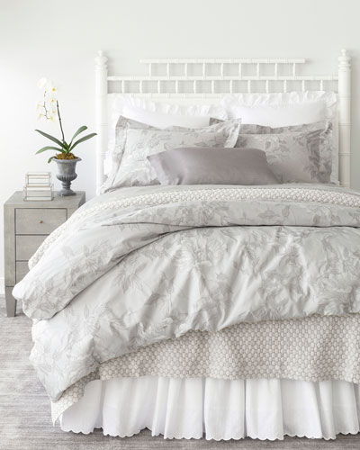 Peonia Queen Duvet Cover  and Matching Items