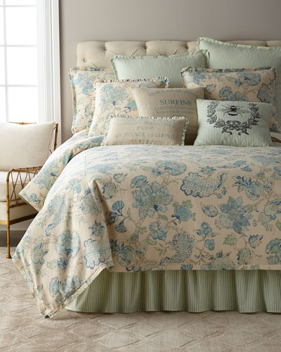 Camile Queen Duvet and Matching Items