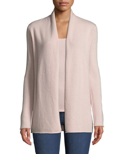 Cashmere Classic Draped Cardigan and Matching Items