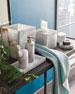 Kassatex Alabaster Bath Accessory Tumbler