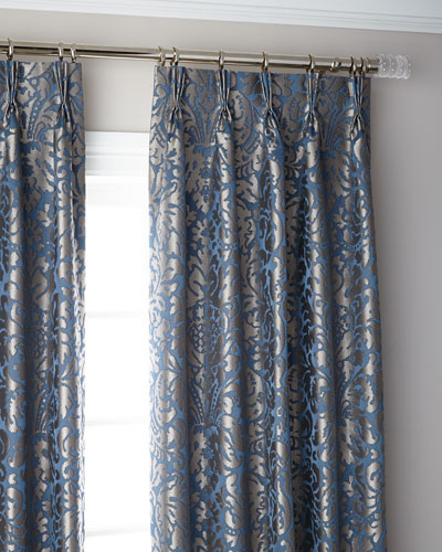 Bellantine 3-Fold Pinch Pleat Blackout Curtain Panel  96 and Matching Items