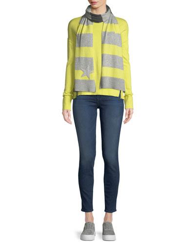 Zipline Sweater w/ Side Zipper Detail and Matching Items
