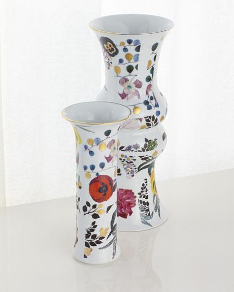 Christian Lacroix Porcelain Vase