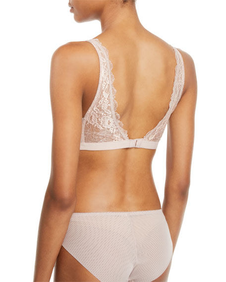 Perfection Lace Soft-Cup Bralette