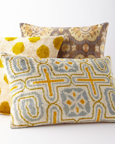 Printed Pillow  and Matching Items