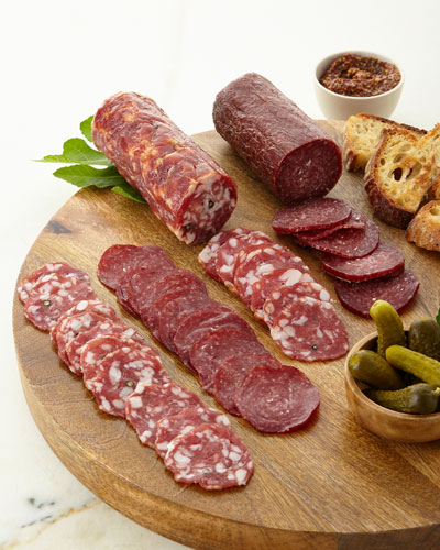 Holy Cow Beef Dry Salami  and Matching Items