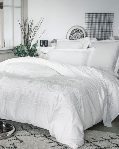 Majeste 300 Thread-Count Queen Duvet Cover and Matching Items