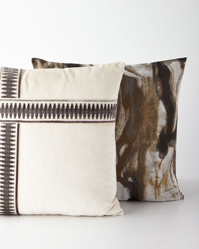 Antibes II Pillow  and Matching Items