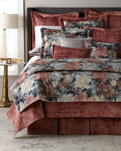 All in Bloom 3-Piece King Comforter Set  and Matching Items