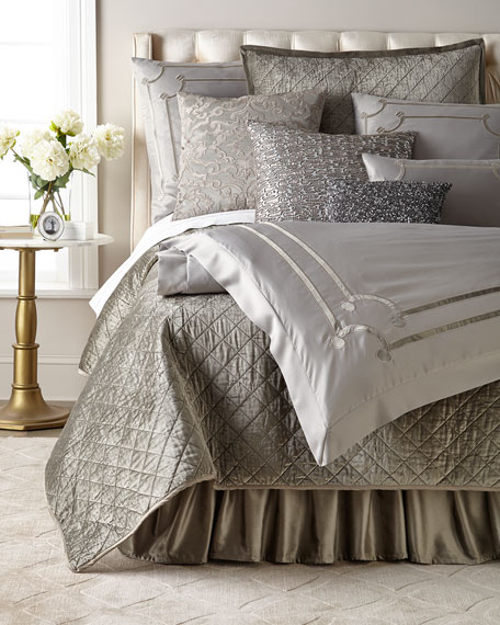 Lili Alessandra Vendome Queen Duvet Cover