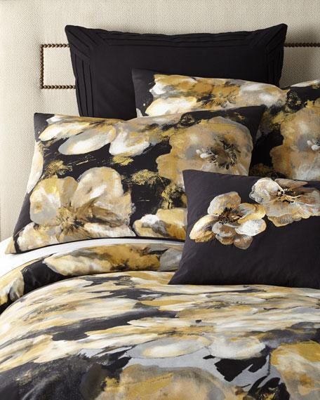 Natori Casa Noir Mini King/California King Comforter Set