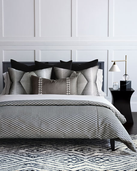 Eastern Accents Zac Oversized Queen Duvet Cover
