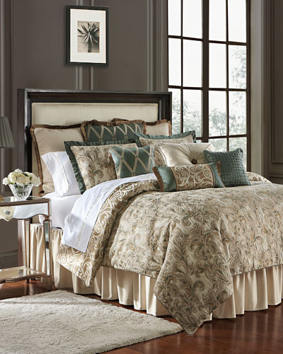 Anora Reversible King, 4-Piece Comforter Set and Matching Items