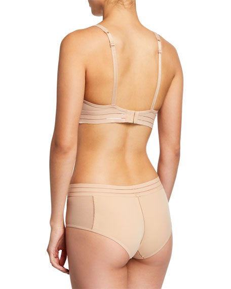 Maison Lejaby Nufit Unlined Triangle Bra