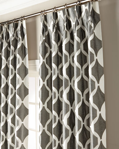 Pascale 108 Curtain Panel  and Matching Items