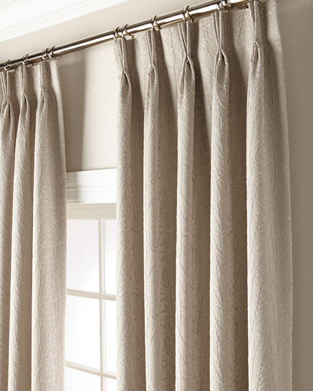"Misti Thomas Modern Luxuries Sirena 108"" Curtain Panel"