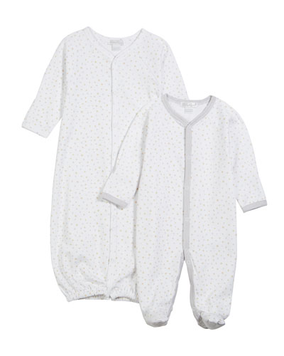 Stargazer Pima Convertible Gown  Size Newborn-S  and Matching Items