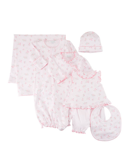 Kissy Kissy Summer Cheer Sunsuit Set, Size 3-18 Months