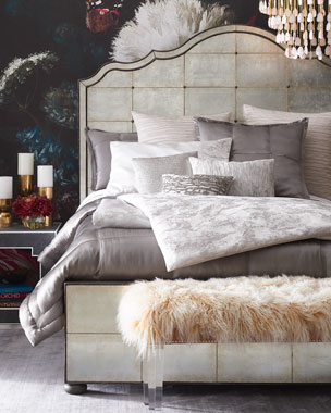 Donna Karan Home Luna Full Queen Duvet King