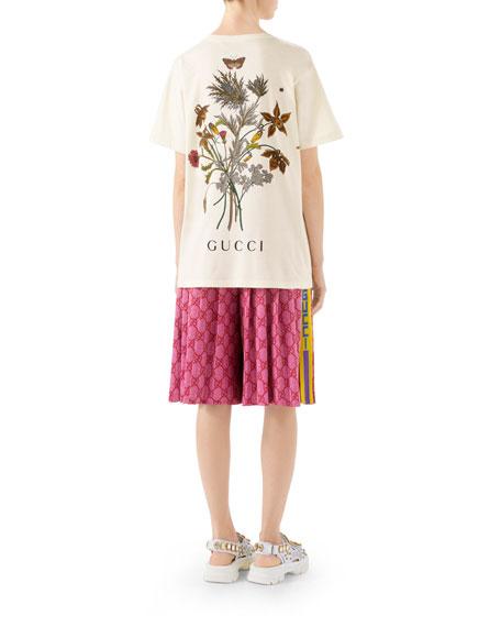 Gucci Oversized Chateau Marmont T-Shirt