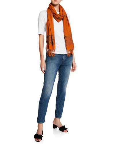 Organic Cotton Stretch Denim Boyfriend Jeans and Matching Items  Petite