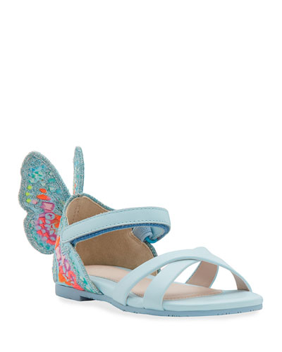 Chiara Embroidered Butterfly Sandals  Toddler and Matching Items
