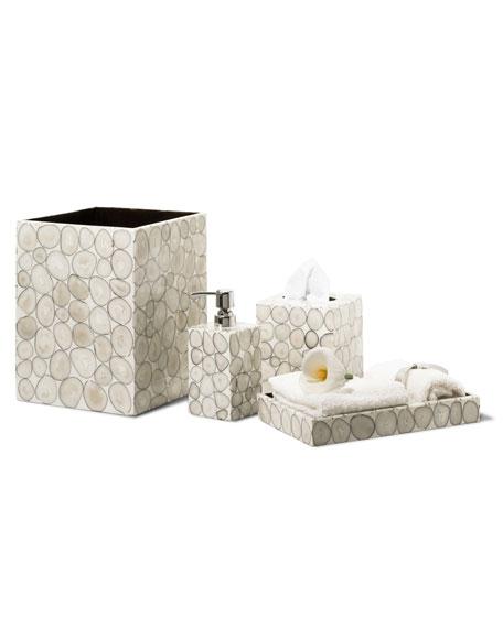 LADORADA Tagua Tissue Box Cover