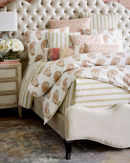 French Laundry Home Willow King Duvet