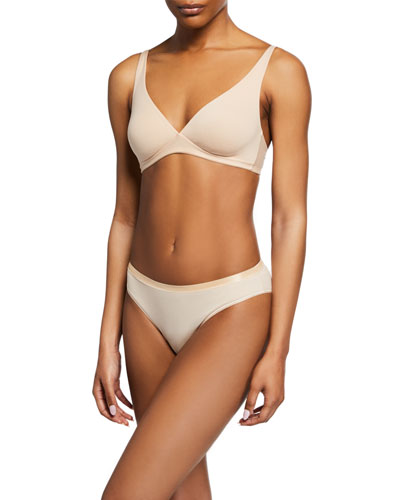 Cotton Sensation Soft-Cup Bra and Matching Items