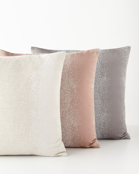 Eastern Accents Flurry Rose Decorative Pillow