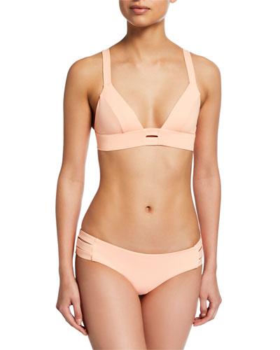 Neutra Triangle Bralette Bikini Top and Matching Items