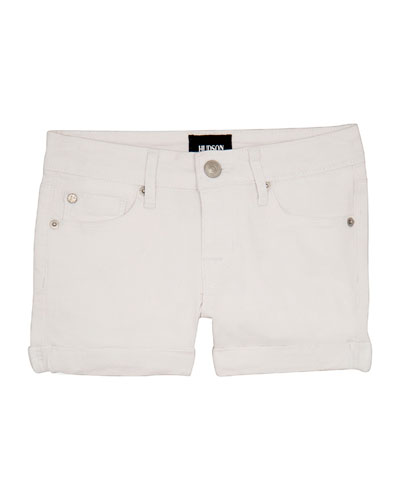 Girls' Bria Cuffed Shorts  Size 7-16  and Matching Items